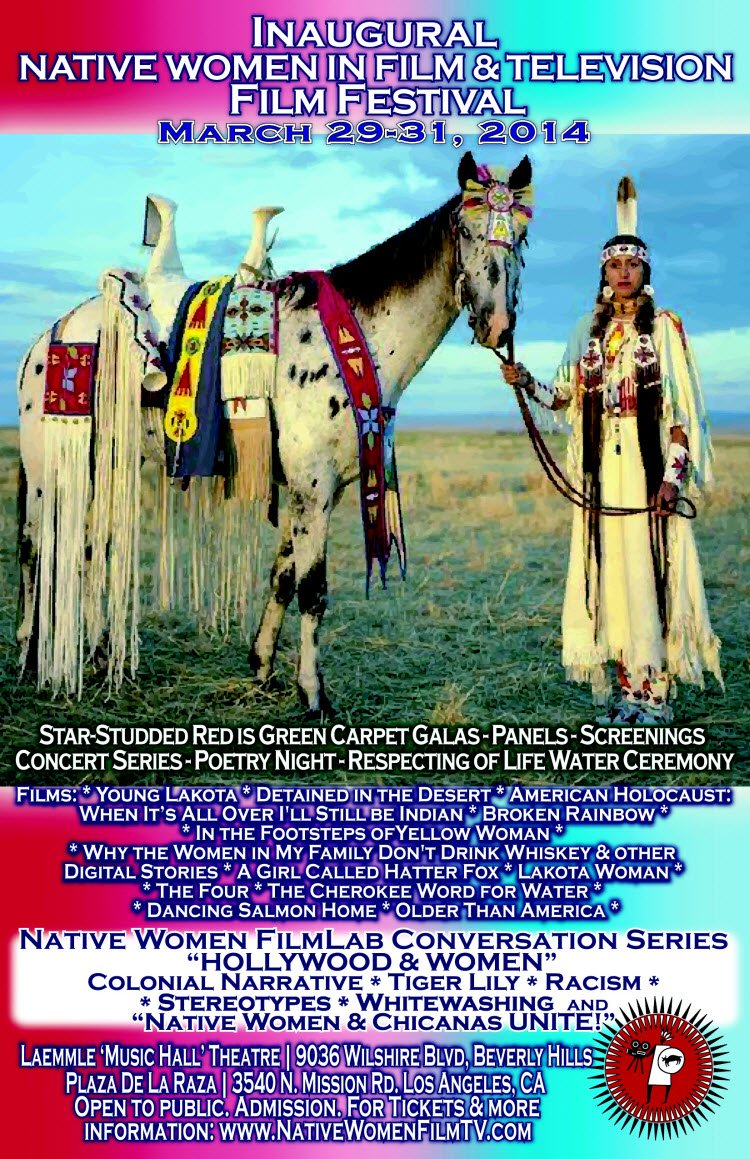 Native Womens Film Festival