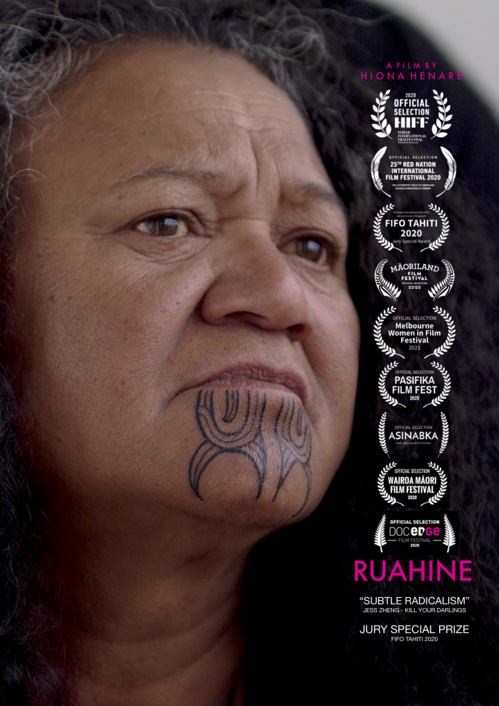 Ruahine Stories In Her Skin